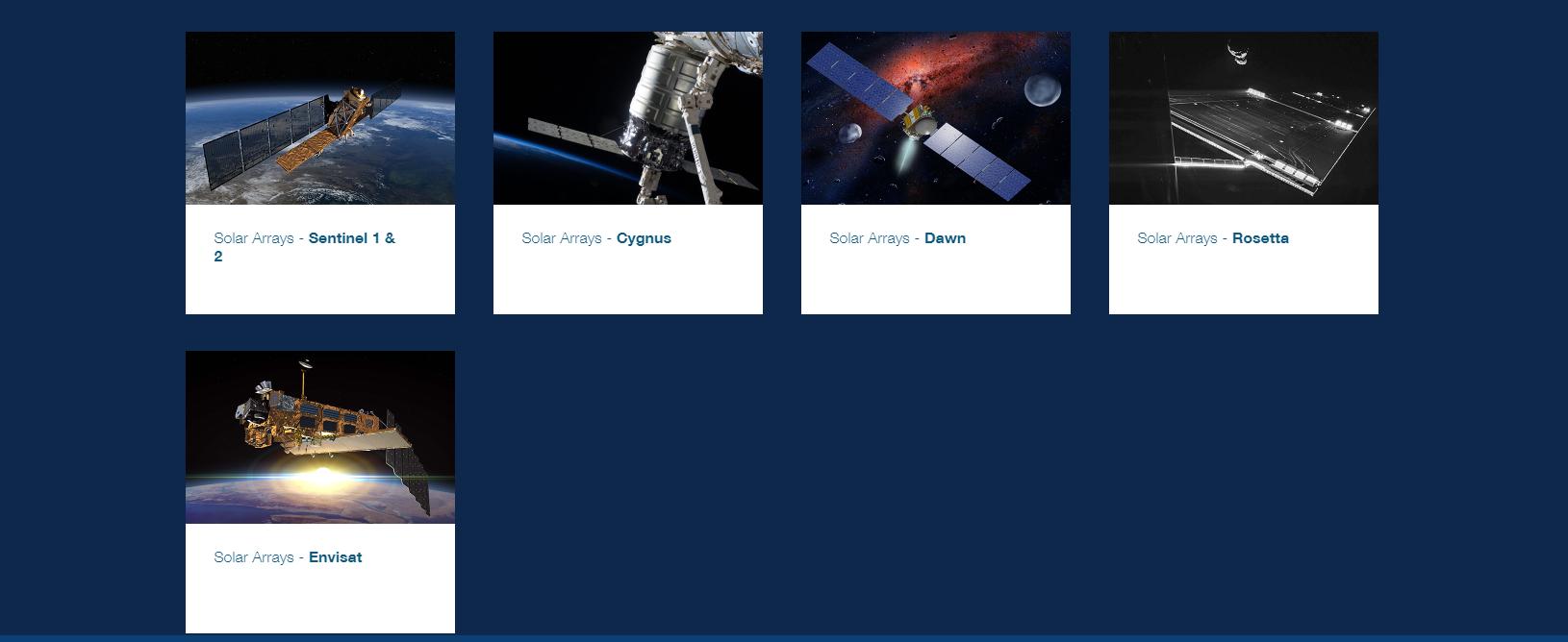 Zonnepanelen van Airbus Defence and Space Netherlands de ruimte in